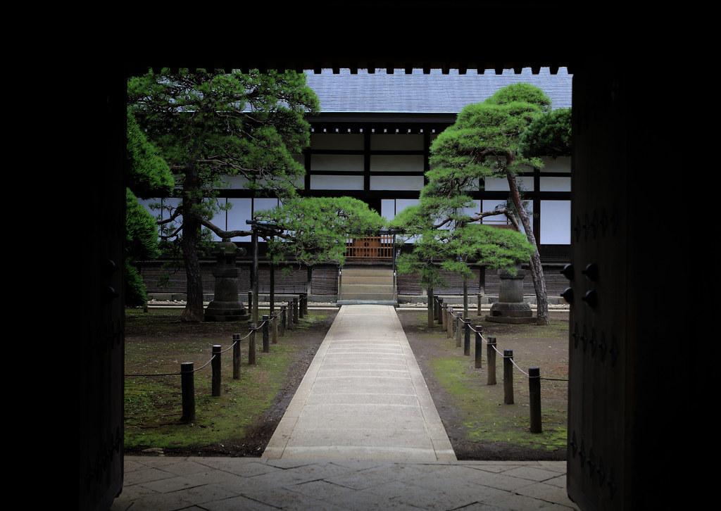 Heirin-ji Temple
