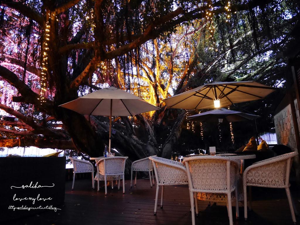 淡水老街景觀餐廳推必去必吃薦榕堤水灣餐廳
