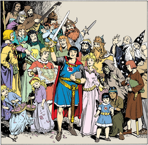 Prince Valiant - Comics - 6