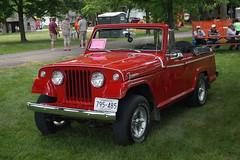 1966 Kaiser Jeepster