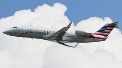 DCA - American Eagle CRJ-200 N445AW