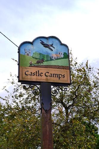 RAF Castle Camps