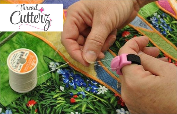 Thread Cutter Pink Ring Giveaway!