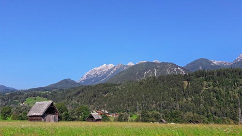 Dachstein - Steiermark - Höhe 2995 m.