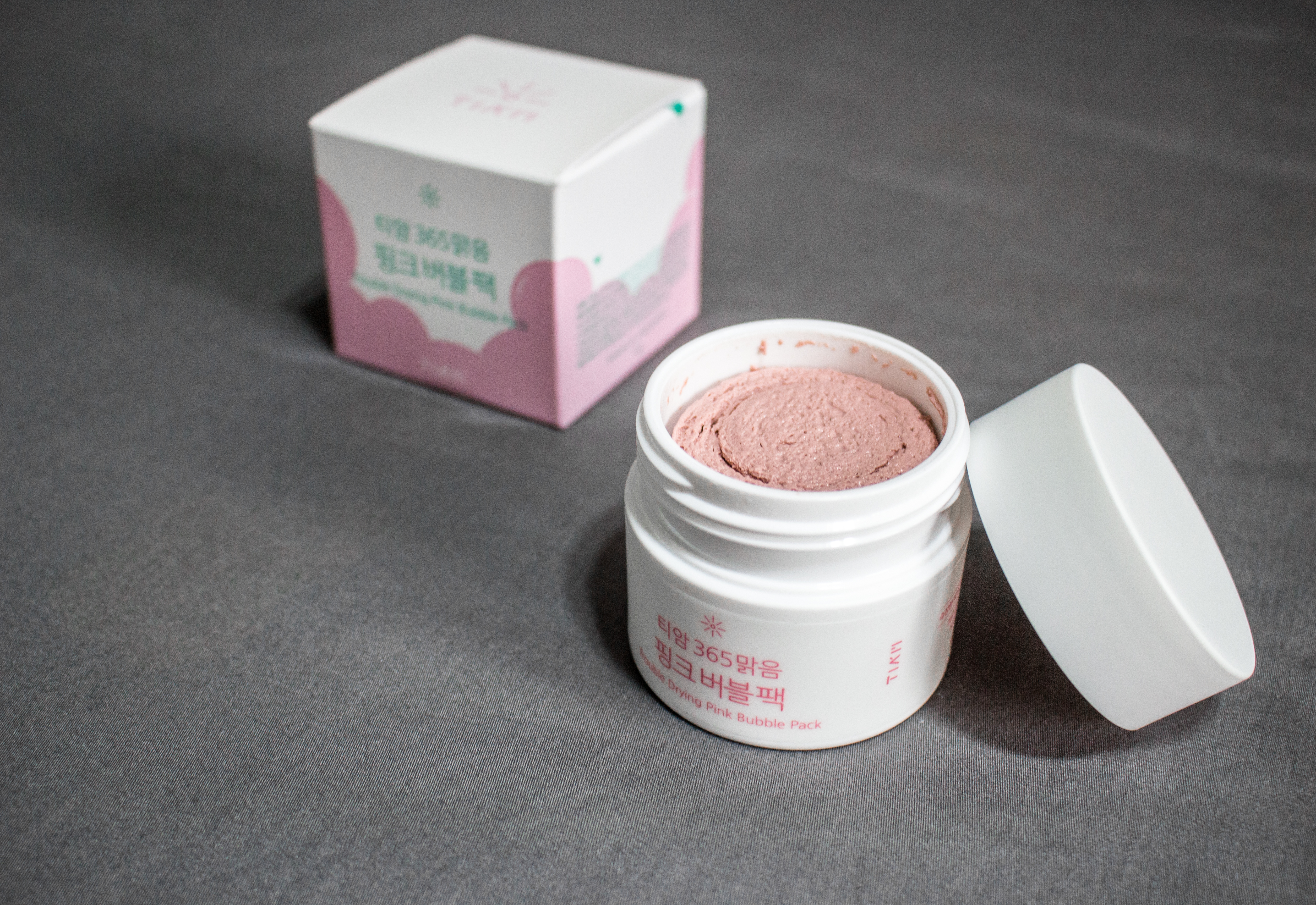 Jolse_TIAM Trouble Drying Pink Bubble Pack Review