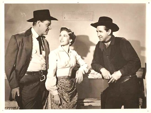 Wichita - Promo Photo 3 - Joel McCrea, Vera Miles, Lloyd Bridges