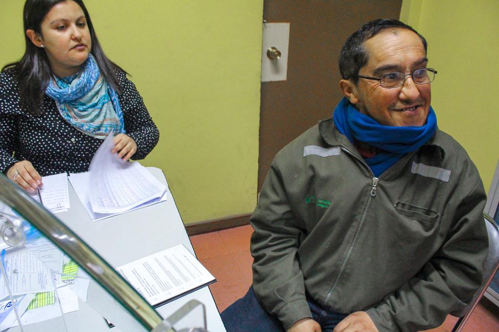 Más de 80 Beneficiados Recibieron sus Lentes Ópticos en CESFAM Campanario