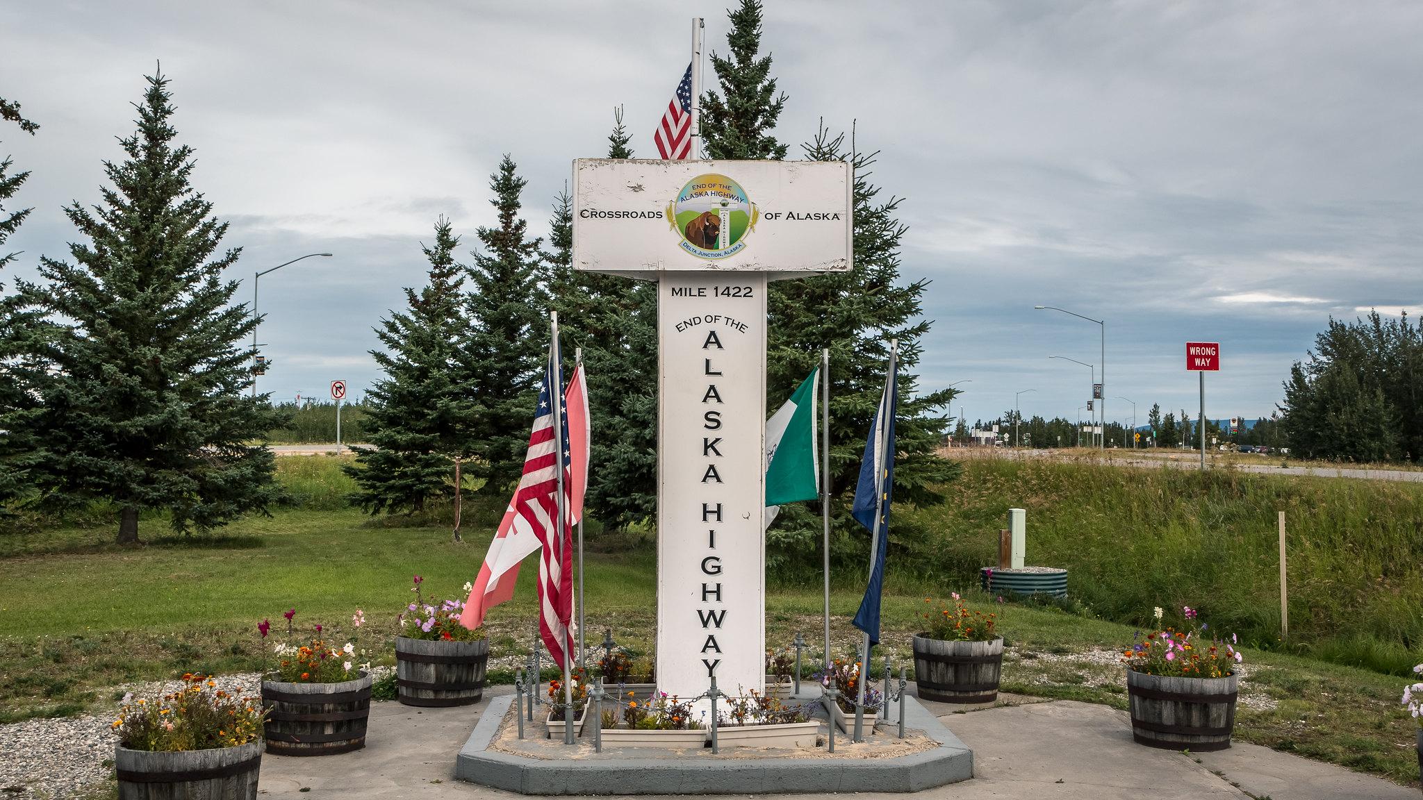 Alaska Highway - Alaska - [USA]