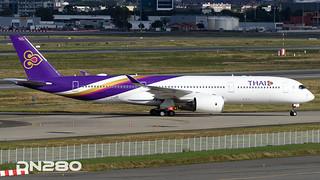 Thai A350-941 msn 142