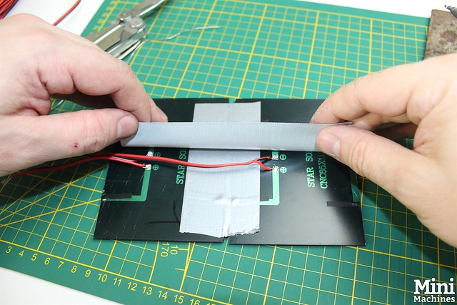Construire un panneau solaire à 5€ - 037
