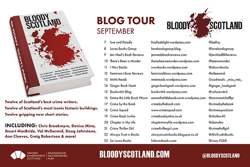 Bloody Scotland blog tour