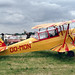 Stampe SV4B OO-MON Leicester East 5-7-80
