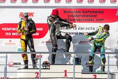 V этап Российского Супербайка в Нижнем Новгороде
