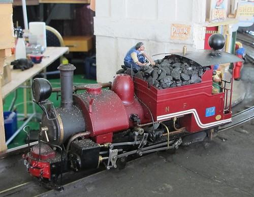 Dirty Darjeeling loco