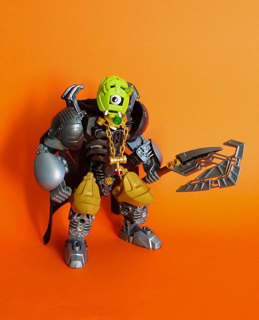 Borgzohg, the ogre prince