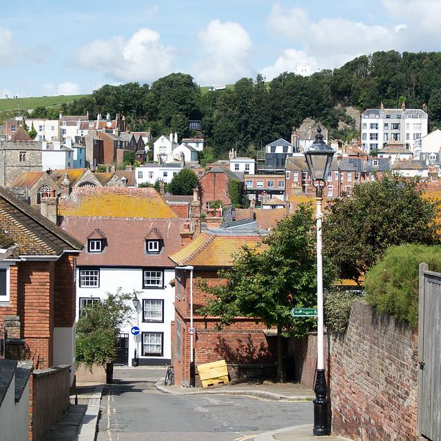 Hastings to Rye