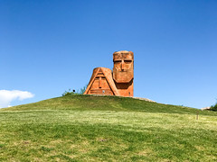 We Are Our Mountains Monument - Stepanakert