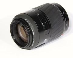 Minolta A and SR Mount Lenses