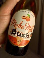 Pêche Mel Bush