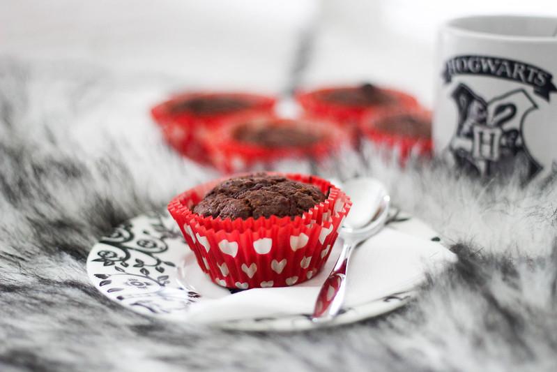 terveelliset suklaamuffinit_