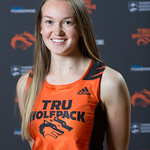 Zoe Painter, WolfPack Cross Country Running