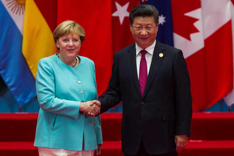 China Paves a Bigger Road to Global Power