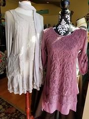 Lacy Dresses
