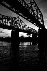 HARAHAN, FRISCO, AND MEMPHIS ARKANSAS BRIDGES