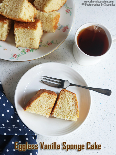 Recipe For Eggless Christmas Cake Using Condensed Milk