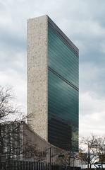 Le Corbusier - Oscar Niemeyer - Wallace Harrison. United Nations Secretariat Building #2