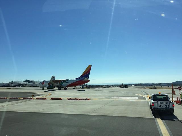 Saturday airport work