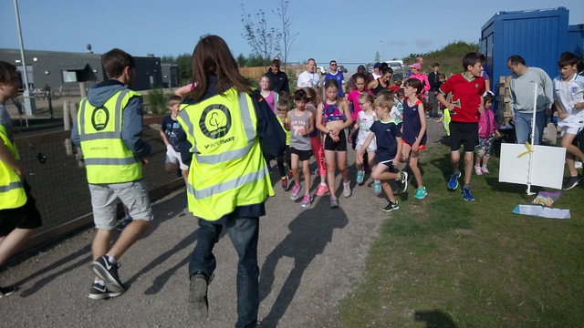 Gedling junior parkrun 20th August 2017