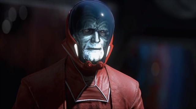 Star Wars Battlefront 2 - Emperor Hologram