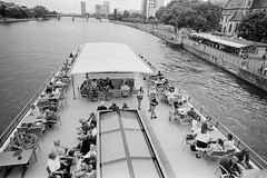 day trippers on a boat