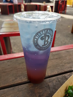 Pretty Drink at Brisbane Vegan Markets