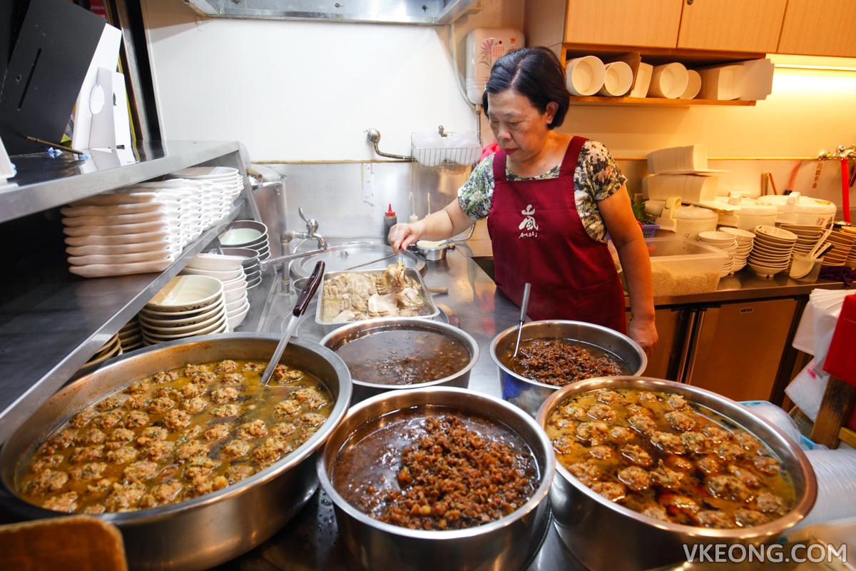 Lan's Minced Pork Taichung