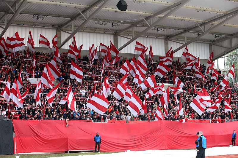 9.9.2017 FC Rot-Weiss Erfurt vs. FC Carl Zeiss Jena
