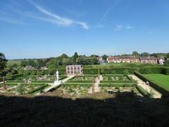 Elizabethan Garden at Kenilworth Castle