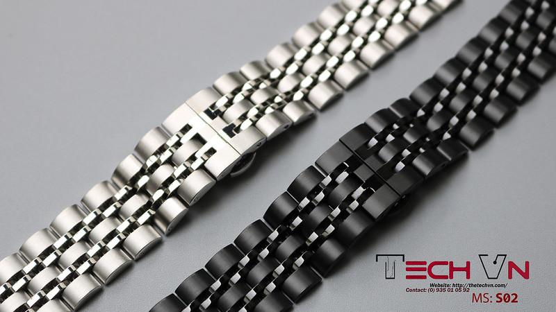Dây thép 22mm - đồng hồ thông minh MS-S02 04