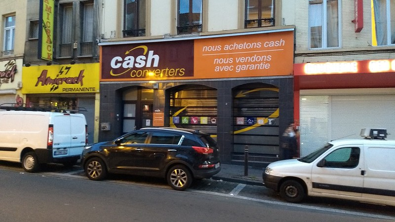 Cash Converters in Brussels