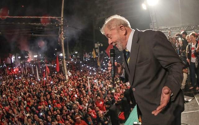 Ato em defesa de Lula nesta quarta terá críticas à Lava Jato e atividades culturais