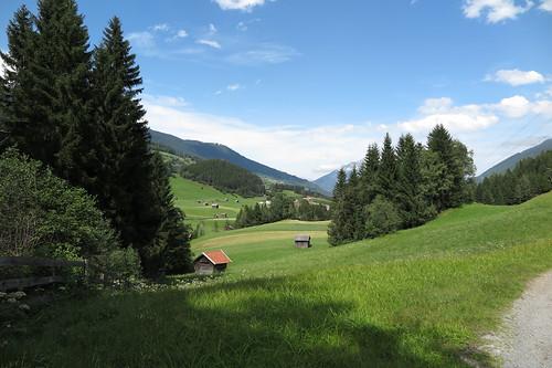 Wanderung zur Kielebergalm