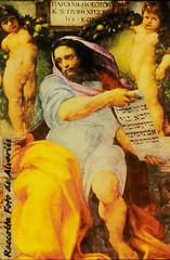1512 2012 S. Agostino a,  Il profeta Isaia di  Raffaello