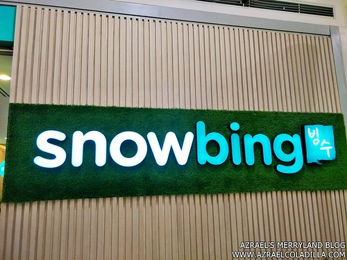 Snow Bing SM North EDSA (1)