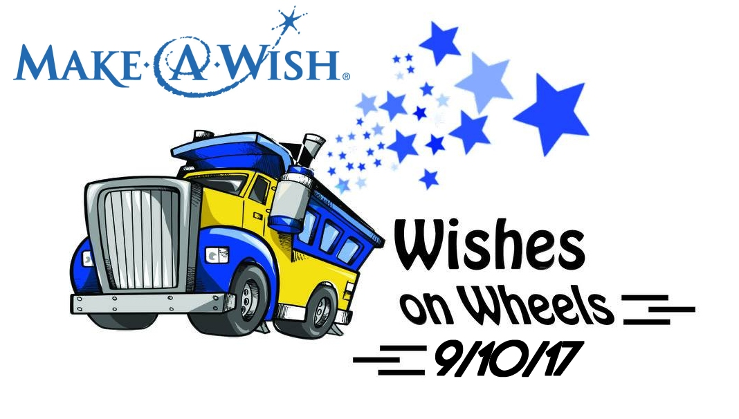 Wishes on Wheels 2017 Convoy and Show.