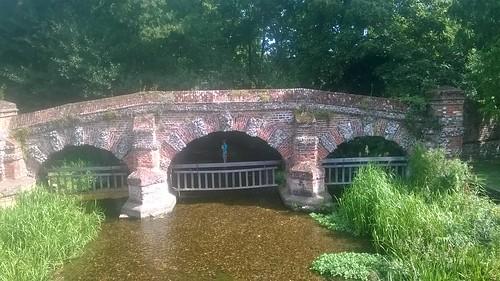 Old bridge Farningham