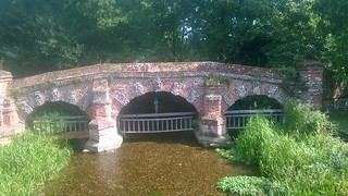 Old bridge Farningham