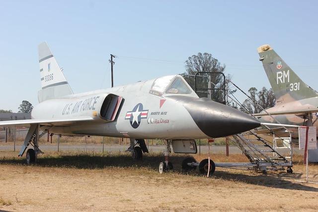 F-106A 59-0086
