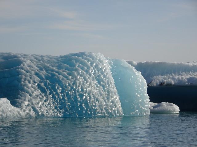 Textured Iceberg