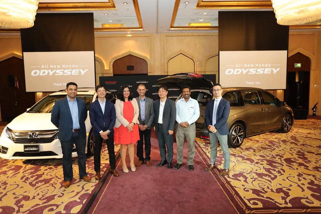 Honda Odyssey 2018 Launch Event